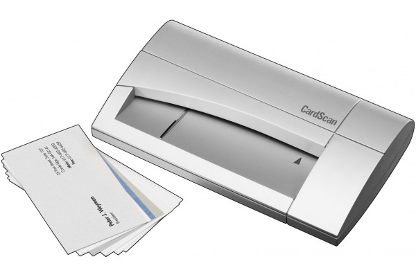 SCANNER DE CARTES VISITE DYMO CARDSCAN EXECUTIVE